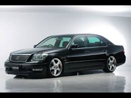 lexus car 2004 mad 4 wheels 2004 wald cf43 based on lexus ls430 best