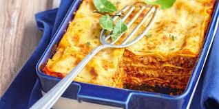 jeux de cuisine lasagne lasagnes de veau à la parmesane recettes femme actuelle