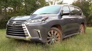 2016 lexus lx 570 pricing 2016 2017 lexus lx570 off road test u0026 in depth review youtube