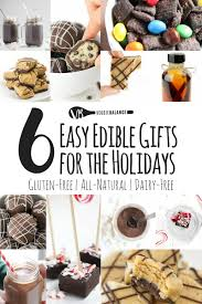edible gifts 6 easy edible gift to make this gluten free recipes