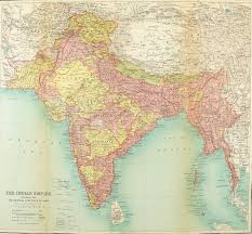 Maps Of India by File 1922 Map Of India By Bartholomew In Imperial Gazetteer Of