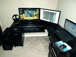 Affordable L Shaped Desk Best Desk For Computer Gaming Setup Cheap L Shaped Desks Wooden