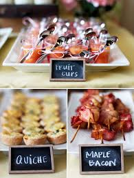 simple bridal shower bridal shower brunch ideas keeping it simple wedding fanatic