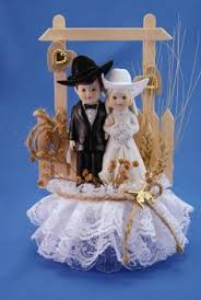 wedding cake decoration new comical couple figure funny wedding