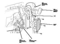 1994 ford ranger head light wiring diagram fuel pump wiring