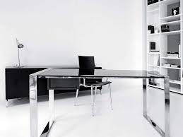 Black Glass Computer Desks For Home Office Furniture Home Office Table Desk Black Glass Computer