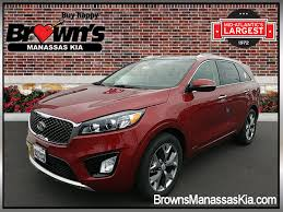 new kia sorento in manassas photos u0026 inventory near fairfax