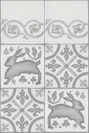 Decorative Tile Borders French Encaustic Decorative Wall Tile For Kitchen Bath And