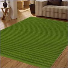 Green Modern Rug Flavia Wool Modern Plain Stripe Rug Br Green Flavia Wool Striped