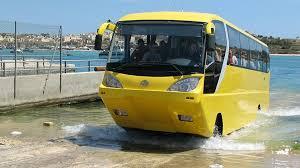 amphibious truck for sale amphicoach is world u0027s first amphibious passenger coach