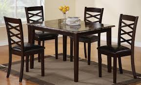 Dining Room Chair Styles Cheap Dining Room Sets For Gathering With The Family Home Design