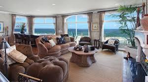 Living Room Wallpaper Scenery Ocean Living Room Wallpaper Living Room Design