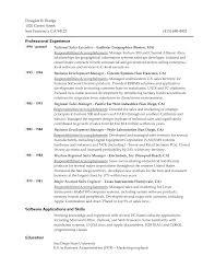resume sales representative job description sample inside exa