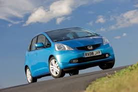 the new honda jazz