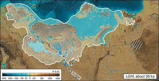 map of america 20000 years ago last glacial maximum