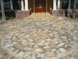 Cost Of Paver Patio Or Cost Of Brick Patio Or Concrete Home Design Ideas