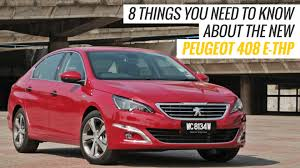peugeot sedan 2016 price 2016 peugeot 408 e thp 8 things you need to know autobuzz my