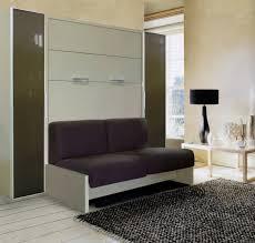 armoire lit avec canapé armoire lit ketiam 140 de couchage avec canape devant et volume