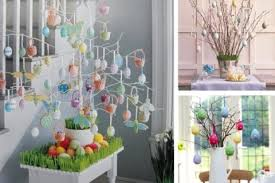 Easter Decorations For Home Easter Decoration Ideas For Home Designcorner