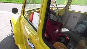 volkswagen yellow car vehicle retro 1972 vw beetle custom yellow pt3 retro vw days zemst 2013 youtube
