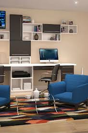 Best Home Office Ideas Images On Pinterest Office Designs - Closet home office design ideas