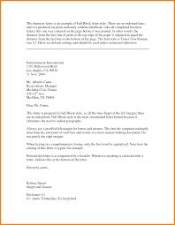 cover letter style example of full block style letter mediafoxstudio com