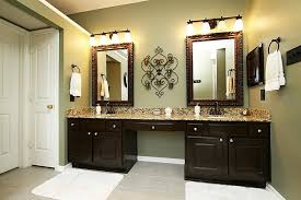 Bronze Light Fixtures Bathroom 15 Rubbed Bronze Bathroom Lighting Bath And Spa Acadia The