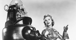robot from u0027forbidden planet u0027 breaks auction records the new