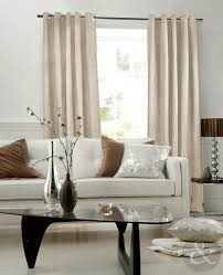 Short Curtains For Living Room by Living Room Curtains In Living Room Inspirations Off White