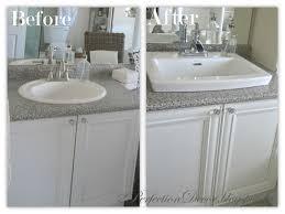 rectangular drop in bathroom sink luxury home design ideas