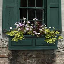 Hooks And Lattice by Nantucket Window Box Or Freestanding Planter Outdoor