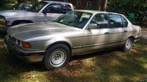 1988 bmw 7 series bmw 7 series cars for sale used cars on buysellsearch
