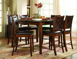 homelegance dining room verona counter height dining table 037116