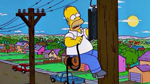 homer gets electrocuted video dailymotion