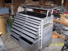 Rolling Tool Cabinets Homemade Rolling Tool Chest Homemadetools Net