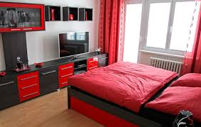 black and red bedroom decor 41 fantastic red and black bedrooms interiorcharm