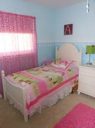 Girls Horse Comforter The Importance Of Decorating A Colorful Kid U0027s Room U2013 Blue And Pink