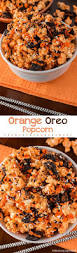 oreo popcorn recipe oreo popcorn halloween parties and oreo