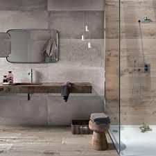 Bathroom With Wood Tile - best 25 industrial bathroom ideas on pinterest diy pipe pipe