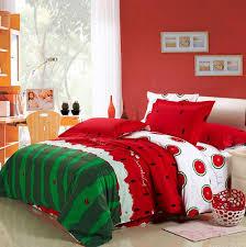 watermelon bedding set king size quilt duvet