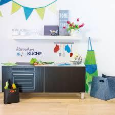 kinderküche bauen selbst bauen mit designfolie