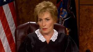 Unimpressed Meme - judge judy unimpressed blank template imgflip