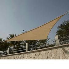 Triangle Awning Canopies Outdoor Patio Triangle Sun Sail Shade Collection On Ebay