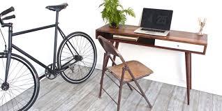Diy Modern Desk Remodelaholic Diy Mid Century Modern Desk