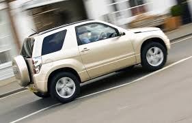 suzuki grand vitara estate review 2005 2014 parkers
