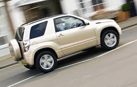 suzuki grand vitara estate review 2005 2014 parkers