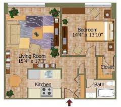 floor plans calvert house apartments in woodley park washington dc