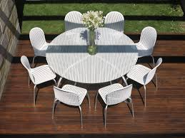 Garden Table Plastic Exellent Garden Furniture Round Table Mini Patio Set With And