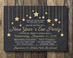 new year invitation new year party invitations happy holidays