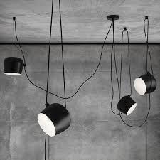 modern black light fixtures shop ceiling lights online modern nordic aim pendant lights white